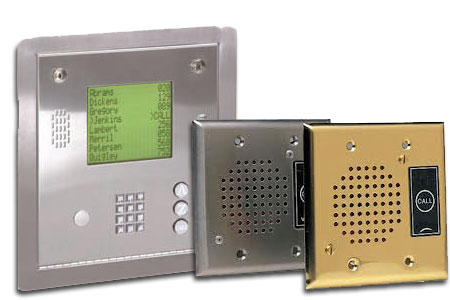 Buzzer and Intercom Service