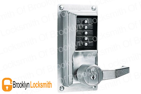keypad commercial lock